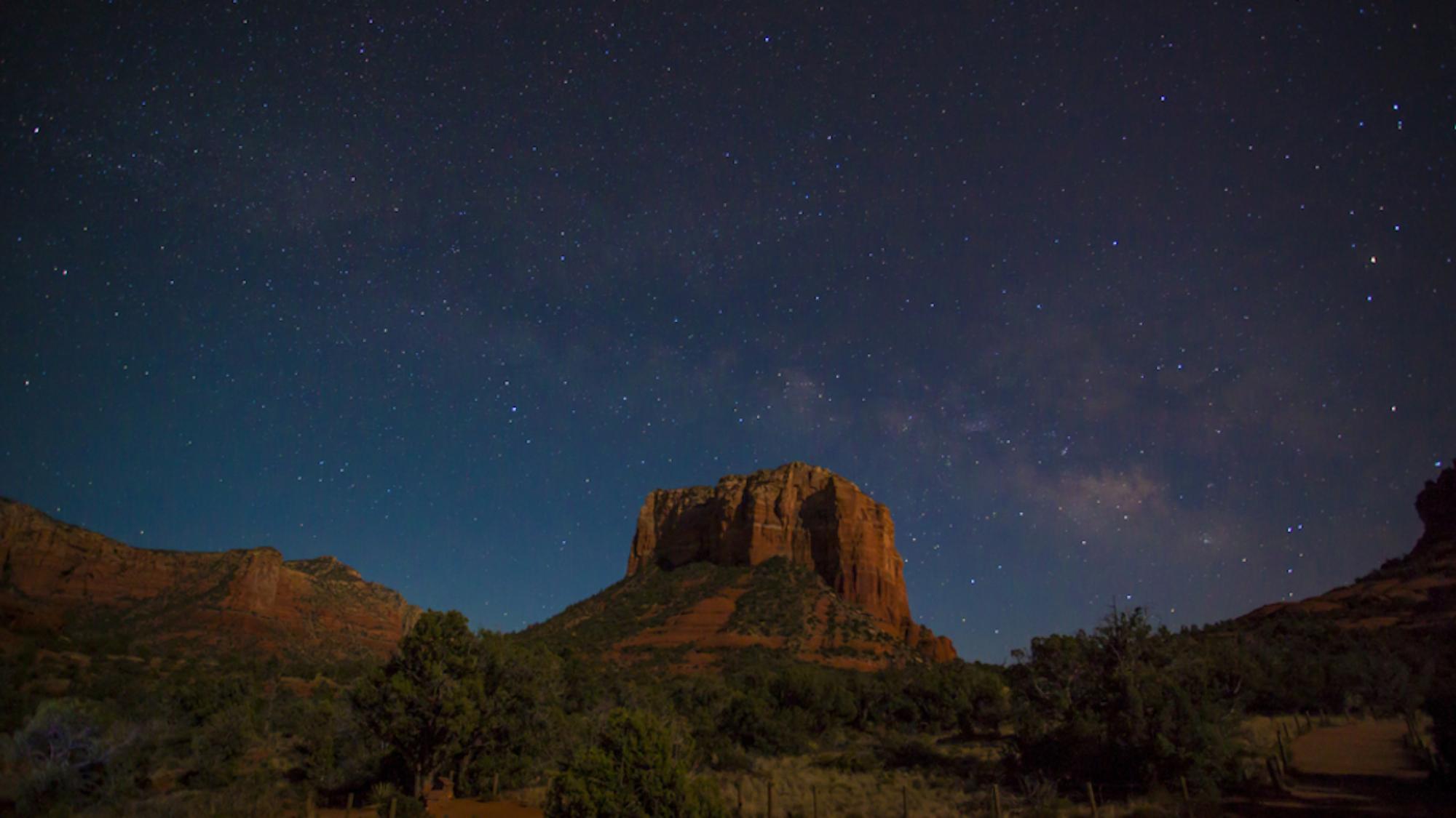Stargazing in Arizona: Unlike Anywhere Else in the U S    Edge of